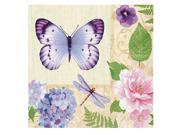 Spring Fling Luncheon Napkins (16 Pack) - Party Supplies 9SIA0BS3U79398