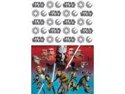 Star Wars Rebels Table Cover (Each) - Party Supplies 9SIABHU5A54010