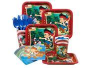 Jake And The Neverland Pirates Standard Kit  Serves 8 Guests - Party Supplies 9SIA0BS2YX9415
