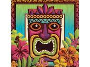 Tropical Tiki Luncheon Napkins (125 Pack) - Party Supplies 9SIACYW71U8796