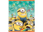 Despicable Me Lootbags (8 Count) - Party Supplies