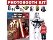 Star Wars Deluxe Photo Booth Kit - Party Supplies 9SIA0BS3U05669