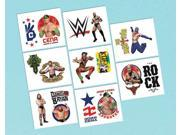 "WWE 2"""" Tattoo Favors (16 Pack) - Party Supplies"" 9SIA0BS34P7441"