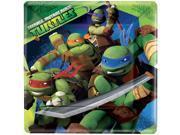 "Teenage Mutant Ninja Turtle 9"""" Luncheon Plates (8 Pack) - Party Supplies"" 9SIA0BS37M8663"