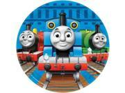 Thomas Cake Plates (8-pack) - Party Supplies