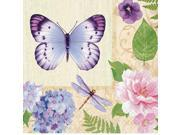 Spring Fling Beverage Napkins (16 Pack) - Party Supplies 9SIA0BS2YX9830
