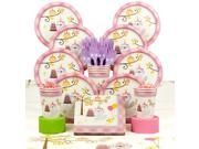 Happy Woodland Girl Deluxe Kit (Serves 8) - Party Supplies 9SIA0BS2YX9692
