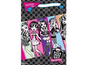 Monster High Loot Bags (Pack of 8) - Party Supplies 9SIABHU5S36590