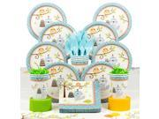 Happy Woodland Boy Deluxe Kit (Serves 8) - Party Supplies 9SIA0BS2YX9602