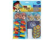 Jake And The Neverland Pirates Favor Pack (8 Pack) - Party Supplies 9SIA0BS1BD9730