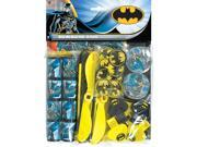 Batman Mega Mix Favor Pack (For 8 Guests) - Party Supplies 9SIA0BS2YY1258