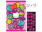 Hello Kitty Rainbow Party Game (Each) - Party Supplies 9SIA0BS2YY0419