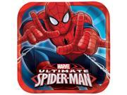 """Spiderman 9"""""""" Luncheon Plates (8 Pack) - Party Supplies"""" 9SIABHU59H6450"""