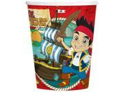 Jake And The Never Land Pirates Cups (8-pack) - Party Supplies 9SIA0BS0NC2119