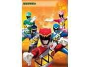 Power Rangers Dino Charge Loot Favor Bags (8 Pack) - Party Supplies 9SIA0BS2YY1011