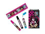 Monster High Stationary Set (Each) - Party Supplies 9SIA0BS12Z2825
