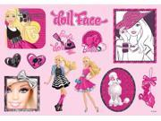 Barbie Sticker Favors (2 Sheets) - Party Supplies