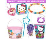 Neon Hello Kitty Ultimate Favor Kit (Each) - Party Supplies 9SIA0BS2YX9714