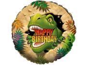 Dinosaur Balloon (each) - Party Supplies 9SIA0BS0NC3160