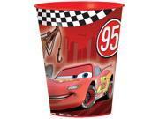 Disney Cars 16oz Favor Cup (Each) - Party Supplies 9SIA0BS2YY0444