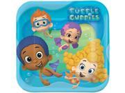 "Bubble Guppies 9"""" Luncheon Plates (8 Pack) - Party Supplies"" 9SIA0BS1BD7211"