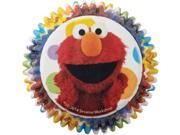 Sesame Cupcake Baking Cups (50 Pack) - Party Supplies 9SIA0BS2Z09357