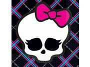 Monster High Beverage Napkins (16-pack) - Party Supplies