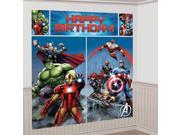 Avengers Wall Decorating Kit (Each) 9SIA0BS1BD8070