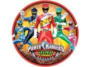 "Power Rangers Dino Charge 9"""" Luncheon Plates (8 Pack) - Party Supplies"" 9SIABHU5905678"