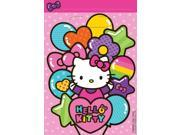 Hello Kitty Rainbow Loot Favor Bags (8 Pack) - Party Supplies 9SIA0BS2YY0260