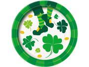 """St. Pat's Jig 7"""""""" Cake Plate (8 Count) - Party Supplies"""" 9SIA0BS3UB7840"""