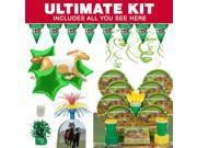 Derby Days Ultimate Party Tableware Kit (Serves 8) 9SIA0BS4D91837