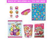 Shopkins Deluxe Favor Kit (Each) - Party Supplies 9SIA0BS3X46482