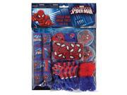 Spiderman Mega Mix Favor Pack (For 8 Guests) - Party Supplies 9SIA0BS2YY0407