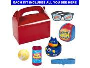 Superhero Party Deluxe Favor Kit (for 1 Guest) - Party Supplies 9SIA0BS3T23246