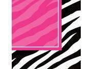 Zebra Party Beverage Napkins - Party Supplies 9SIAD2459X8860