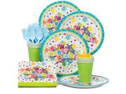 Birthday Burst Standard Birthday Party Tableware Kit (Serves 8) 9SIA0BS49K2042