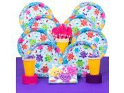 Party Cats Deluxe Birthday Party Tableware Kit (Serves 8) 9SIA0BS49K4204