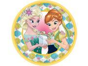 Frozen Fever Dessert Plates (8 Pack) - Party Supplies 9SIA0BS2YY1329