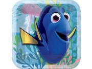 """Finding Dory 7"""""""" Cake Plate (8 Count)"""" 9SIABHU59H6579"""