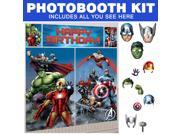 Avengers Photo Booth Kit 9SIA0BS49K1194