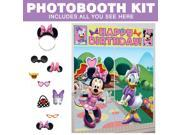 Minnie Mouse Photo Booth Kit 9SIA0BS49K1294