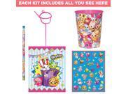 Shopkins Favor Kit (Each) - Party Supplies 9SIA0BS4057800