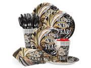 New Year's Burst Standard Kit (Serves 8) - Party Supplies 9SIA0BS49K3482