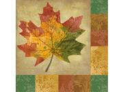 Rustic Fall  Lunch Napkins (16 Pack) - Party Supplies 9SIA0BS3920022
