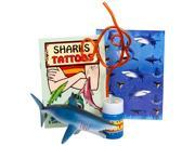 Shark Party Favor Kit (for 1 Guest) - Party Supplies 9SIA0BS3AD3256