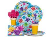 Party Cats Standard Birthday Party Tableware Kit (Serves 8) 9SIA0BS49K4018