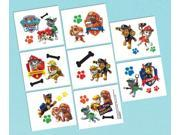 "Paw Patrol 2"""" Tattoo Favors (16 Pack) - Party Supplies"" 9SIA0BS2YX9371"
