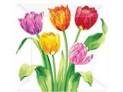 "Bright Tulips 10"""" Luncheon Plates (8 Pack) - Party Supplies"" 9SIA0BS2YX9409"