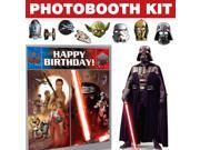 Star Wars Ultimate Photo Booth Kit - Party Supplies 9SIA0BS3U05706